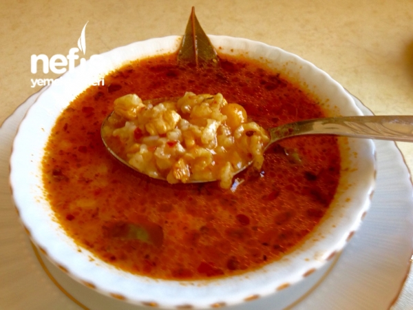 Antigrip Çorbası
