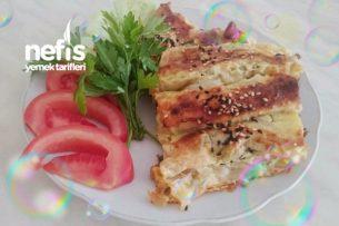 Kolay Ispanaklı Sarma Börek Tarifi