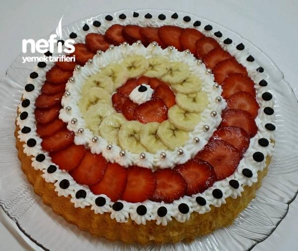 Meyveli Kek (Kuru meyveli kek)