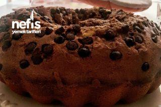 Mis Gibi Kabaran Damla Çikolatalı Kek Tarifi