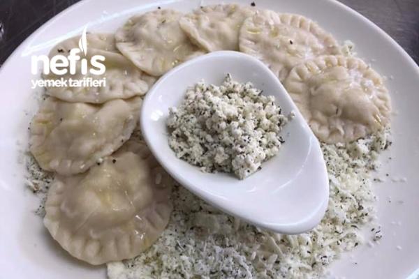 Pirohu (Yöresel Kıbrıs Mutfağı) Tarifi