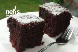 Kakaolu Ve Çikolatalı Islak Kek Tarifi