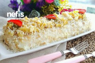 10 Dakika Pastası (Muzlu/Mısırgevrekli) Tarifi