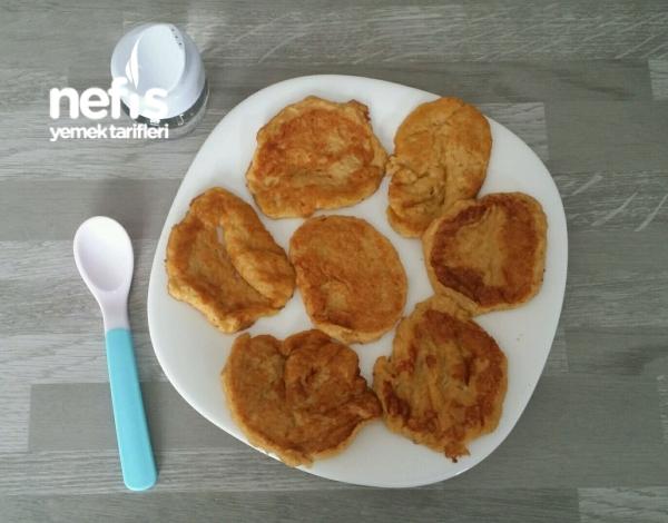 Elmalı Bebek Pankeki