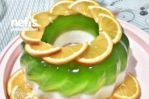 Meyve Aromalı Tatlı Tarifi