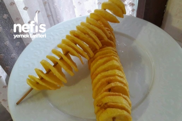 Çubuk Patates (Aparatsız) Tarifi