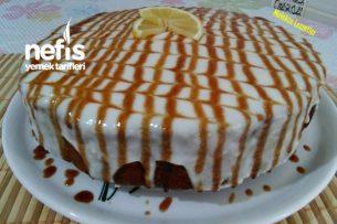 Muhteşem Lezzetiyle Kremalı Meyveli Kek Tarifi