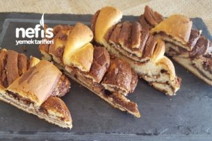 Nutellalı Örgü Ekmek Tarifi