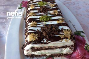 Oreolu Dondurma Pastası (Müthiş) Tarifi