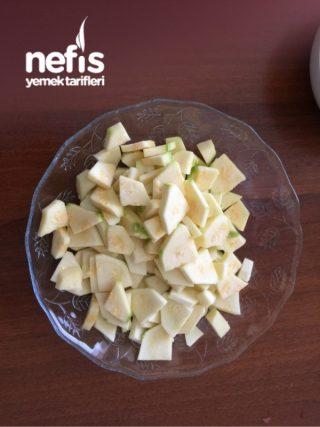 Zeytinyağlı Kabak Çintmesi