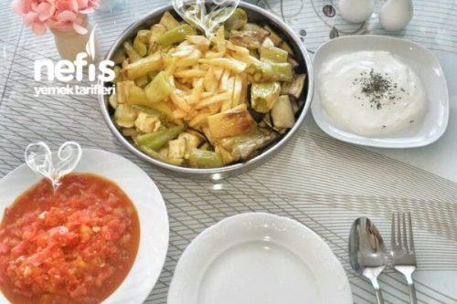 Akşam Yemeğimiz Tarifi