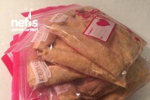 Paçanga Böreği (Dondurucu için) Tarifi