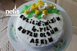 Yıl Dönümü Pasta Tarifi