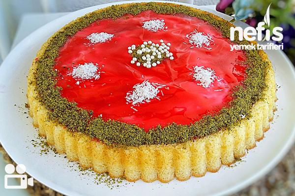 Pamuk Prenses Pastası Tarifi Videosu