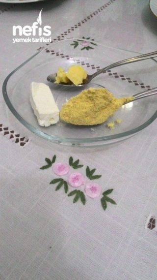 Bebeğimin Kahvaltısı İçin Mısır Unlu Mama (mıhlama/kuymak) +6ay