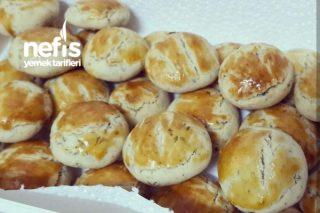 Dereotlu Ve Çörek Otlu Kıyır Kurabiye Tarifi