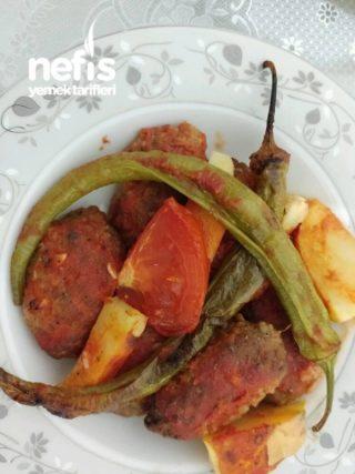 İzmir Köfte (kızartmadan, Çok Hafif)