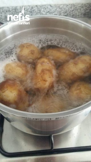 Kahvaltı'lik Patates Püresi