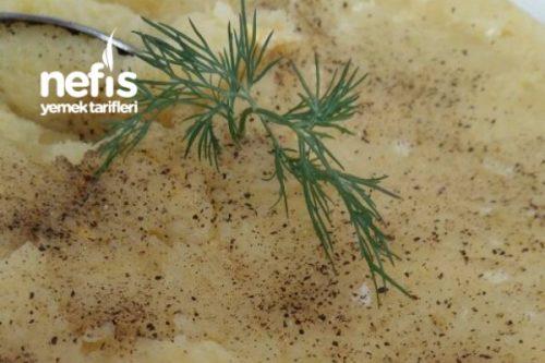 Kahvaltılık Patates Püresi Tarifi