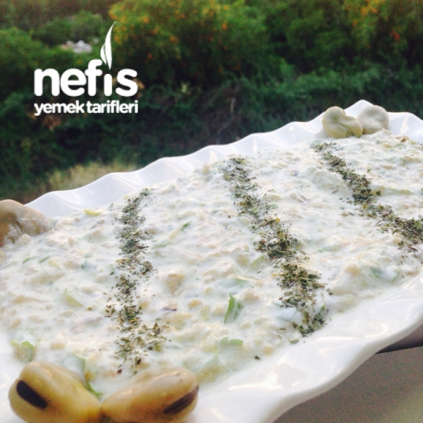Nefis Kabak Patlıcan Mezesi