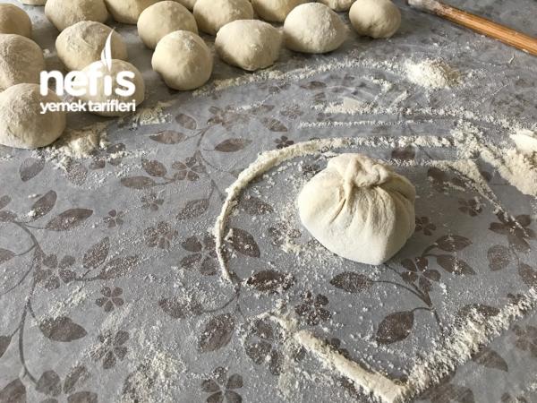 Sahurluk Patatesli Bazlama (buzlukta)