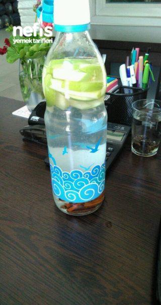 Zayiflatan Yeşil Elma Suyu