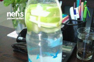 Zayıflatan Yeşil Elma Suyu Tarifi