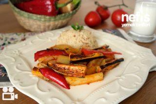 Kolay Etsiz Sebzeli Yemek Tarifi (Videolu)