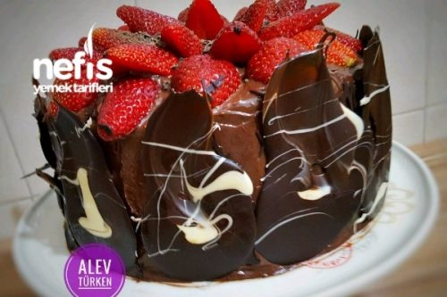 Harika Bol Çikolatalı Pasta Çikolata Aşkına (Aşama Aşama) Tarifi