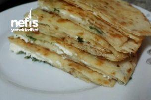 Lavaş Böreği (5 Dakikada) Tarifi
