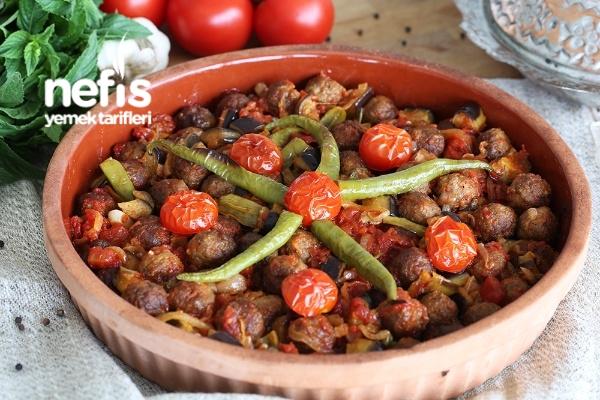 Köfteli Şehzade Kebabı Tarifi