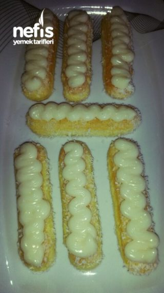 Mis gibi Ekler Pasta
