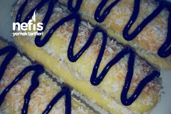 Mis gibi Ekler Pasta Tarifi