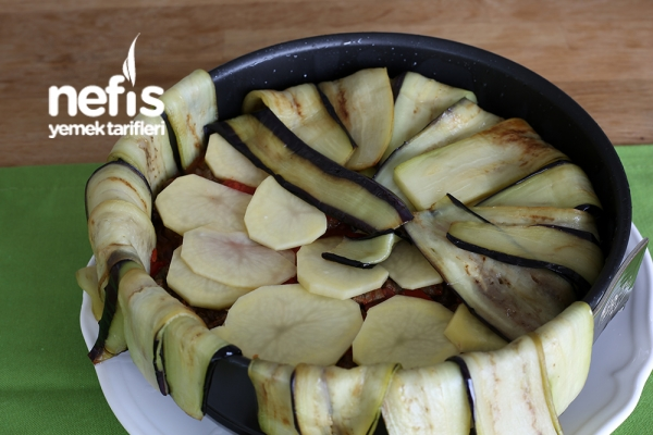 Patlıcan Kapama