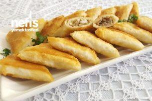Sambose Arap Böreği (Muhteşem Lezzet) Tarifi