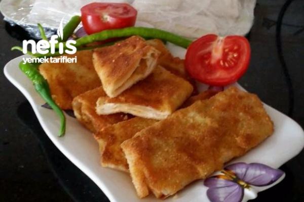 Sucuklu Paçanga Böreği (ister Pişir, İster Buzluğa Koy )