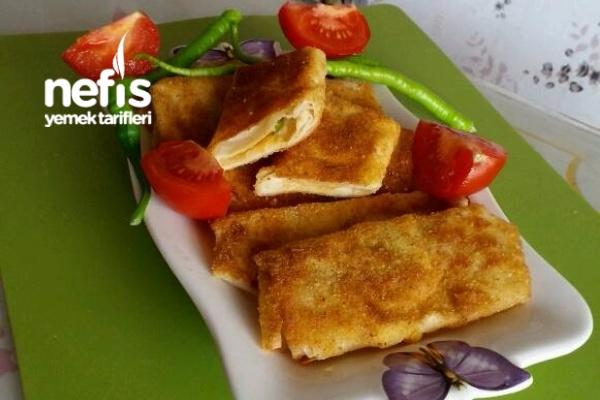 Sucuklu Paçanga Böreği (İster Pişir, İster Buzluğa Koy ) Tarifi