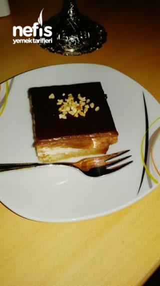 Çikolatalı Etimek Tatlısı
