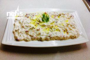 Harika Köz Biber Patlıcan Mezesi Tarifi