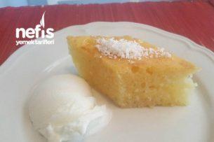Limonlu Yoğurt Tatlısı (İrmiksiz) Tarifi