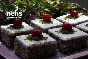 Ramazan Sofralarına Haşhaşlı Revani Tarifi