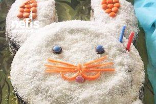 Tavşan Doğum Günü Pastası Tarifi