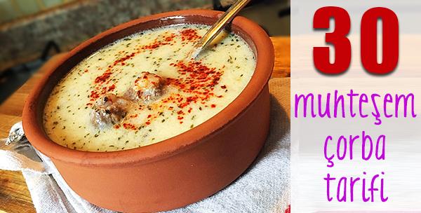 iftara özel 30 muhteşem çorba tarifi - iftar menüleri