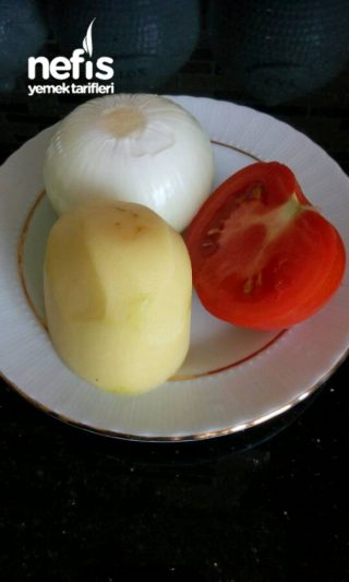 Bebeğime Taze Fasulye Yemeği(+7ay)