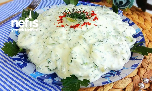 Ferah Harika Yaz Salatası