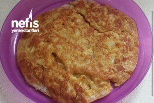 Karnabaharlı Omlet ( 9 Ay) Tarifi