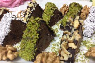 Nefis Çikolata Kaplı Hurmalı Atıştırmalık Tarifi
