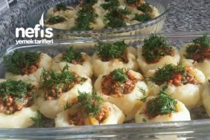 Pratik Mini Patates Tarifi