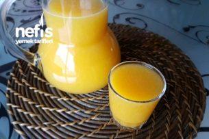 Evde Karışık Meyve Suyu Yapımı Tarifi