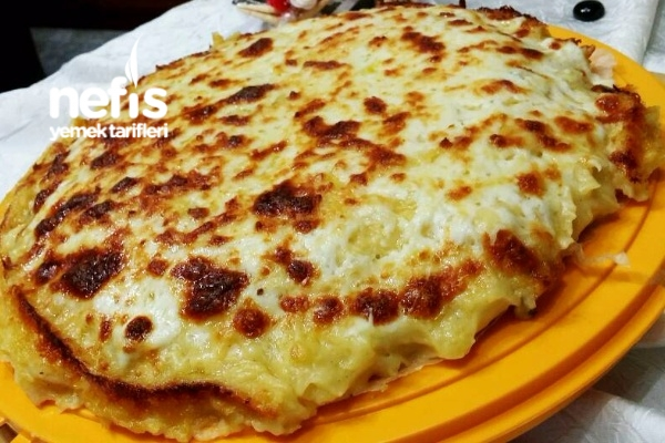 Kendini Kek Sanan Patates Püresi (Kremalı) Tarifi